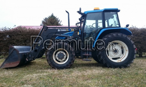 New Holland TS100 2000
