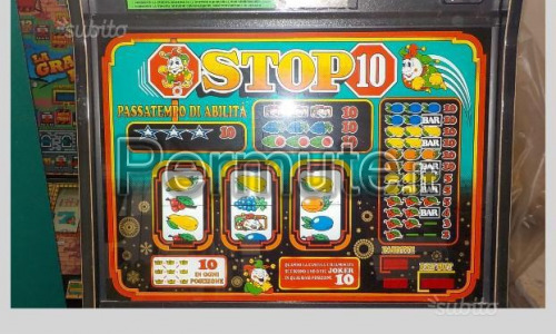 Slot machine anni 90