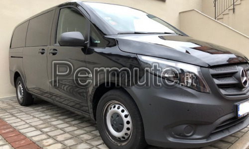 mercedes Vito Tourer 116 CDI Long Nero 39.000 km