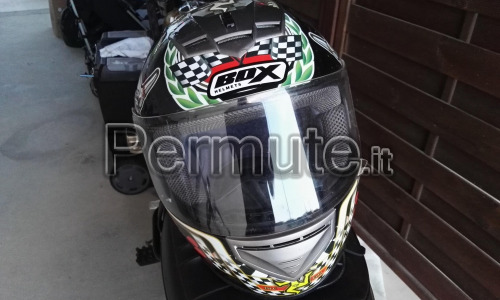 Casco I box Isle of man XXL
