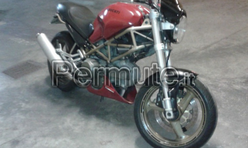 Ducati Monster 600 By Senna