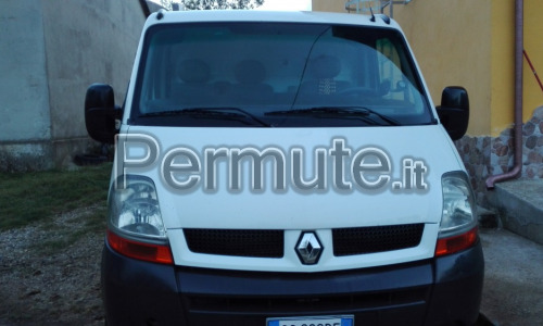 Renault Master ICE 2500 dci del 2004.