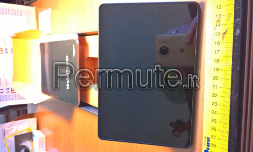 Scambio Amazon KINDLE FIRE HDX con TABLET 10""
