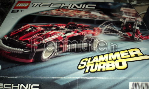 LEGO TECHNIC Slammer turbo