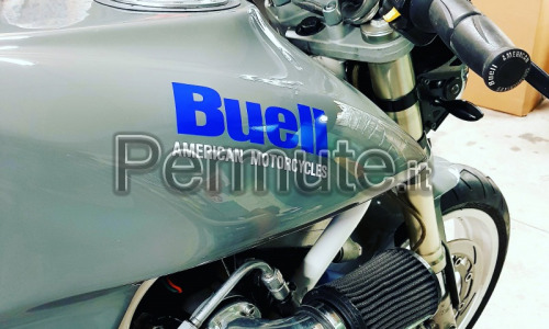 BUELL X1 WITHE LIGHTNING 1200