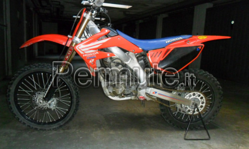 HONDA 250 CRF CROSS