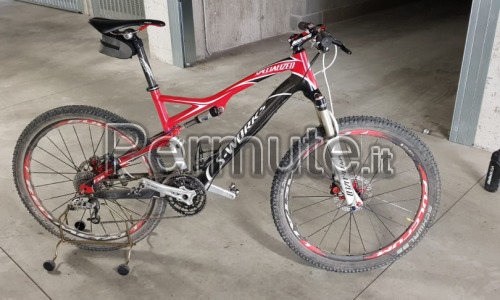 Specialized S-Works Epic full carbon