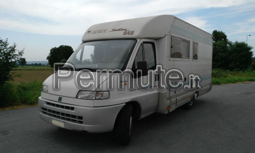 baratto Camper Sailer 545