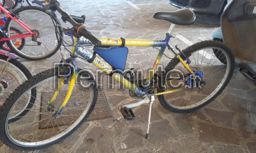 Mountain Bike 18 marce per bici pieghecole