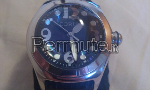 CORUM BUBBLE AUTOMATICO SCAMBIO