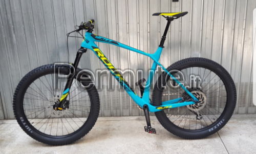 Rock Machine front XL scambio con enduro XL