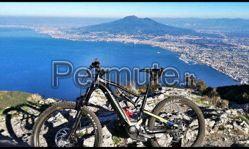 E-bike Lapierre Overvolt Am 500i