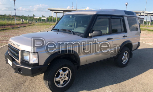 Land Rover Discovery 2 Luxury - 7 posti - gancio traino
