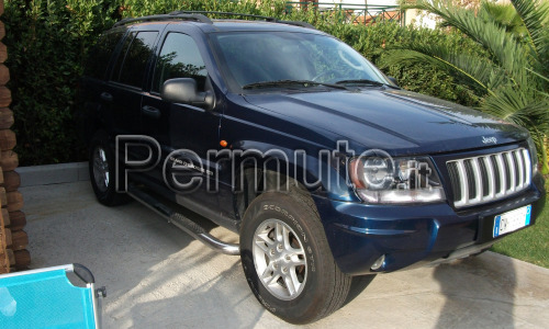 Jeep grand cherokee crd 2700 laredo 2005