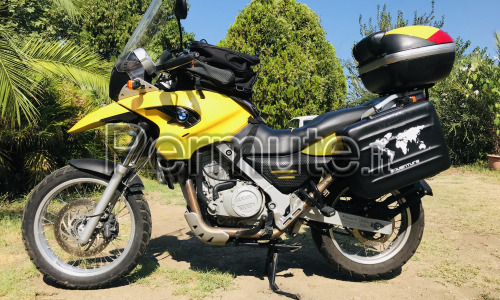 Bmw Gs 650 abs
