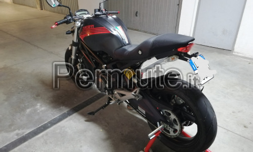 Monster 696 del 2009 vendo o scambio