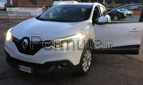 Renault Kadjar 4WD- Full Optional-Perfetta