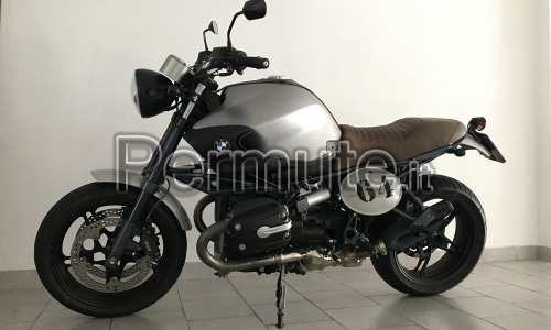 BMW R1150R versione Rockster trasfomat in special