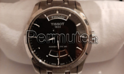 Orologio tissot powermatic 80.