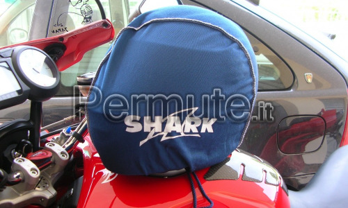 Casco SHARK RSF FOGGY replica