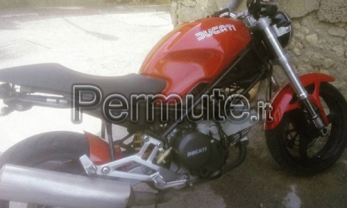 Ducati monster 600 carburatori