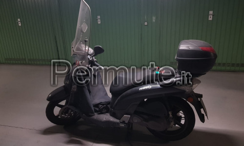 Scooter Kymco People S 300