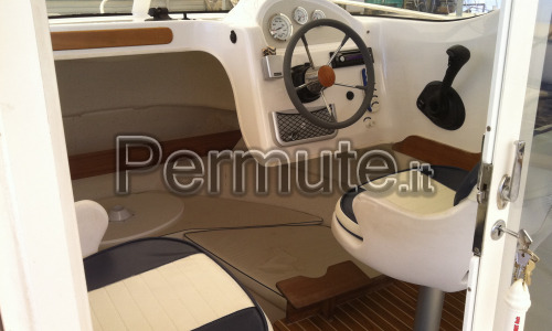 Quicksilver 630 Pilothouse accessoriatissima