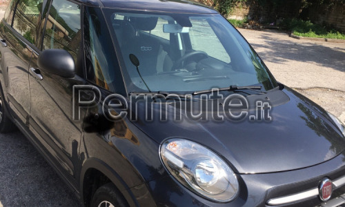 Fiat500L city cross 1.3 mjt 95cv