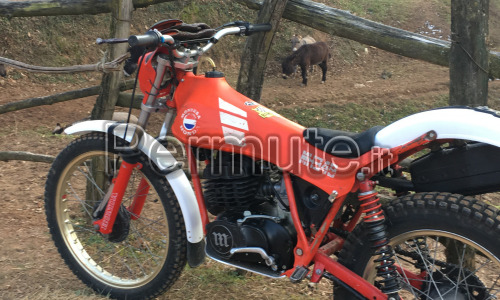 MONTESA HONDA 349 TRIAL