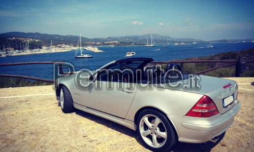 MERCEDES BENZ SLK 200 KOMPRESSOR