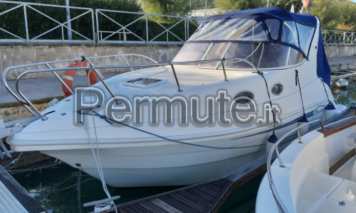 Coverline710 cabin cruiser Motore Mercruiser 4.3 TKS