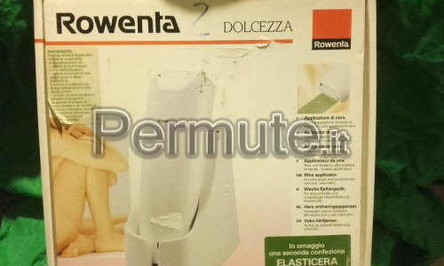 APPLICATORE DI CERA - ROWENTA 2 DOLCEZZA