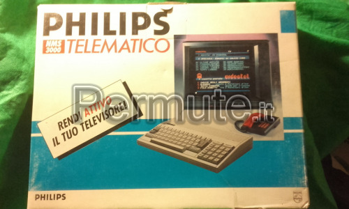 PHILIPS NMS 3000 TELEMATICO