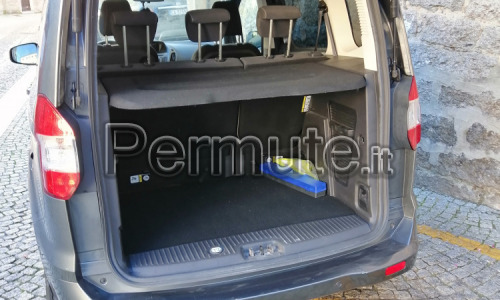 Ford tourneo ecoboost