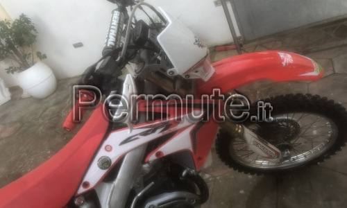 Scambio crf500x