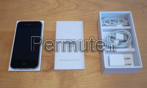 apple iphone 4s come nuovo