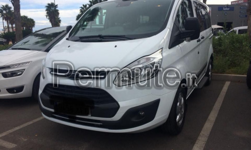 Ford Transit Custom 8 posti - 24.000km - FULL OPTIONAL
