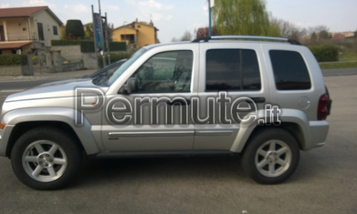 jeep cherokee crd limited automatic