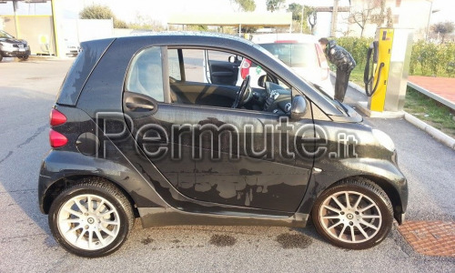 Smart for two 2008 nera