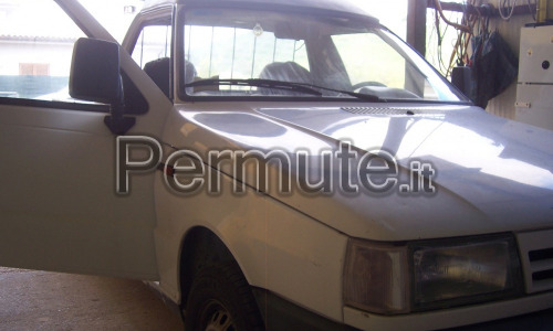 Fiat fiorino pick up