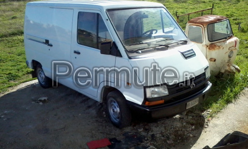 Renault Trafic 2.0D
