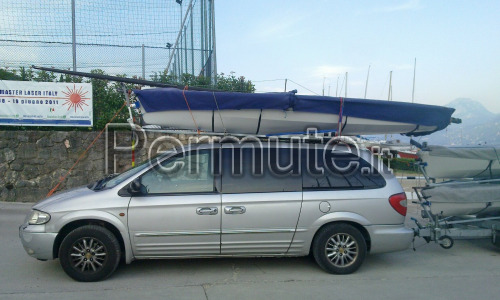 Vendo Chrysler Gran Voyager