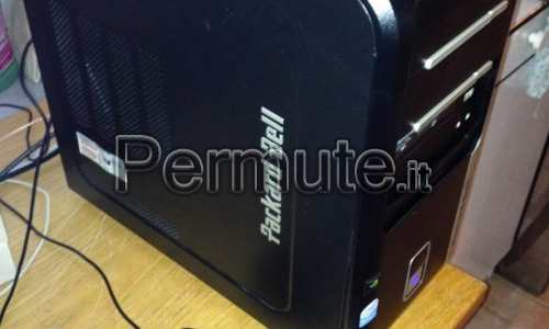 Pc fisso desktop Packard bell imidia mc 9131