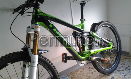 mtb trek slash 9 2012