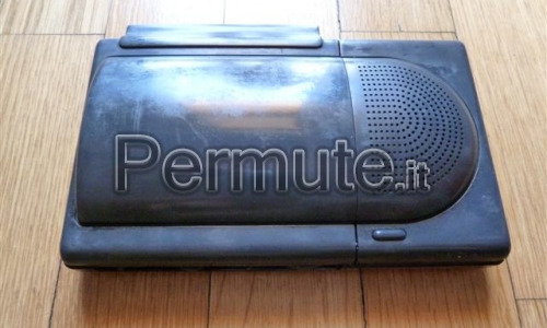 """3LC2050 3""""LCD Colour television - AM.FM Stereo Radio Philips"""