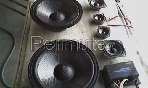 woofer-m.t. auto 1800 wat..-in carbonio potentissime Sound assicurato
