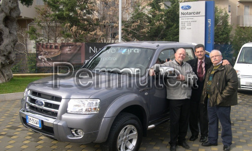 Ford Ranger XLT Limited Double Cab € 12.900,00