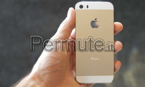 IPHONE 5 S GOLD 16 GB