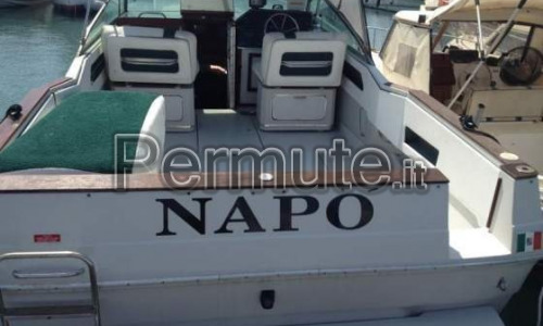 SEA RAY 270 9 METRI DIESEL CATEGORIA NATANTE