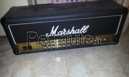 marshall tsl 100 modificata